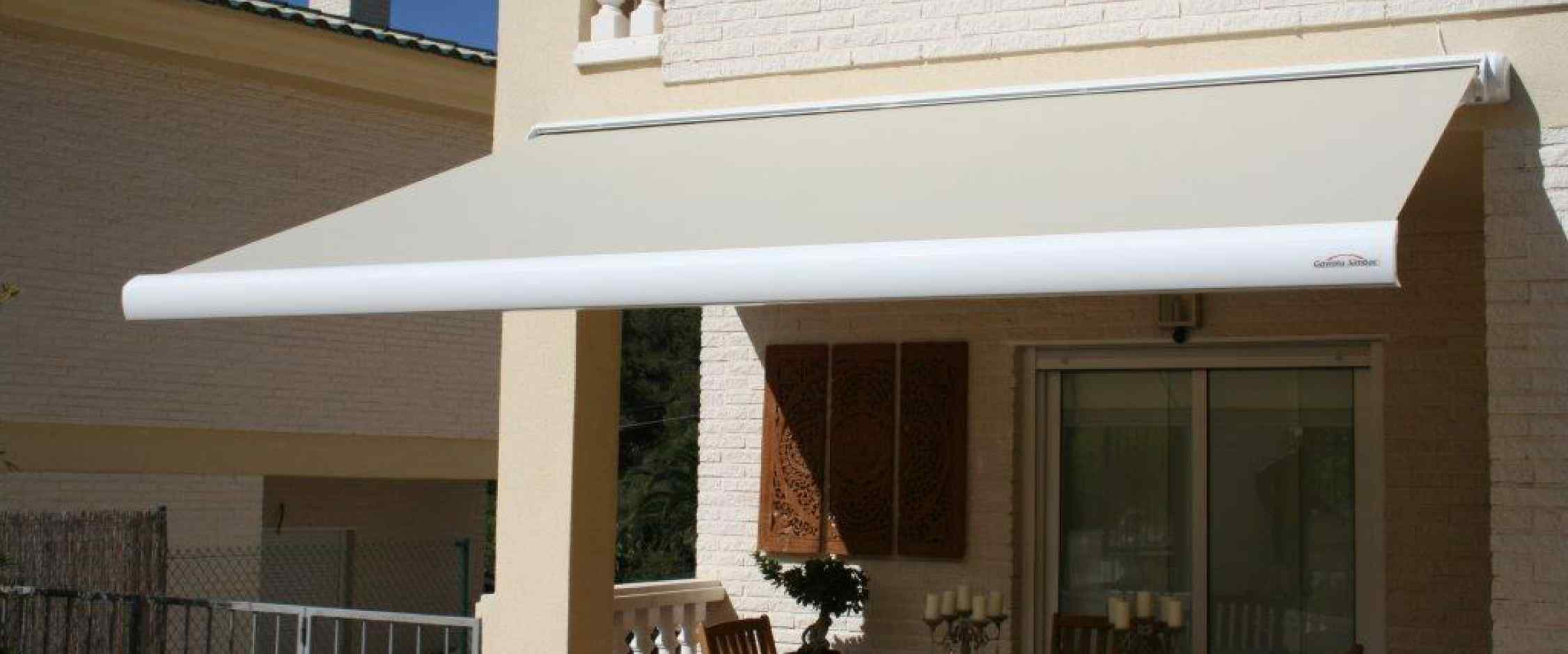 Toldo brazo invisible IRIS